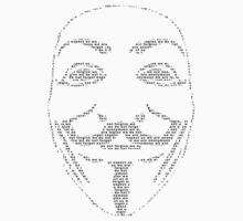 Mask Text 2 by Thomas Jarry