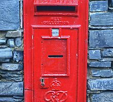 George VI Postbox by VoluntaryRanger