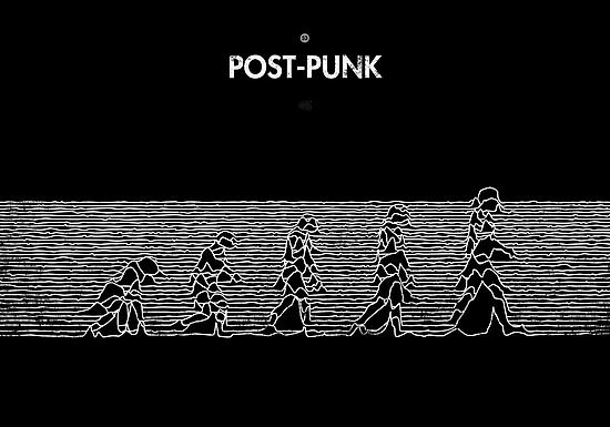 99 Steps of Progress - Post-punk by maentis