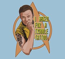 Tribble tattoo by Psychobilly-Tee