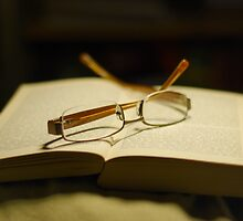 Reading is phantasy by Martina Kausch