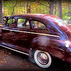 1948 Plymouth by Debbie Robbins