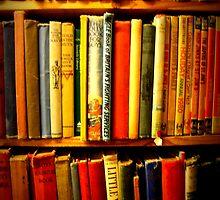 Books at Hay 1 by katacharin