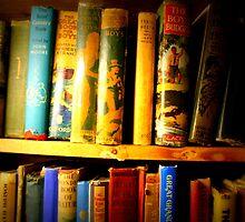 Books at Hay 2 by katacharin