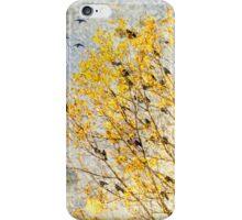 The Bird Tree iPhone Case/Skin