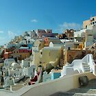 Thira Beauty by Upperleft Studios