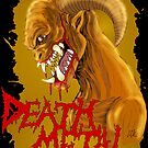 Death Metal Monster by MetalheadMerch