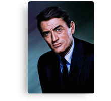 Gregory Peck Canvas Print
