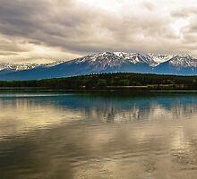 Lake Edith by Steve Oldham