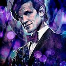 The Eleventh Doctor  by Deadmansdust