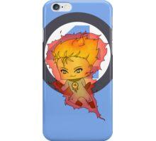 Chibi Human Torch iPhone Case/Skin
