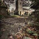 life travels on....(Teversal Church, Derbyshire, England, UK) by Russ Styles