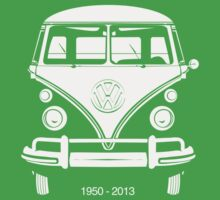 VW BUS, 1950-2013  Kids Clothes