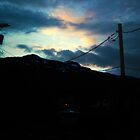 Sunset in Skagway  by ChelcieSPorter