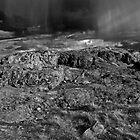 Cloud Arch - Yellowknife, NWT, Canada by Phil McComiskey