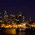 Skyline Philly by TheMathTeacher