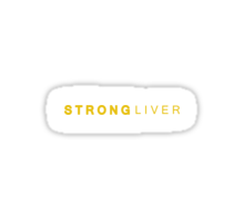 Liver strong Sticker