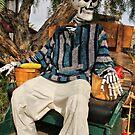 Dude de Los Muertos by Barbara  Brown
