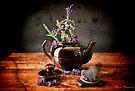 Teapot by Pene Stevens