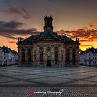 Church on fire by xMAXIx