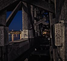 Under the Bridge // 9 by Evan Jones