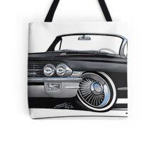 Cadillac Eldorado Biarritz (1962) Black Tote Bag