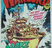 Warlord - Drake by James Stevens