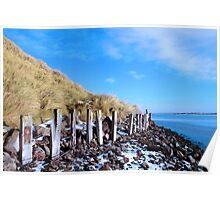 freezing erosion protection in ireland Poster