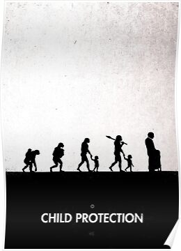 99 Steps of Progress - Child protection by maentis