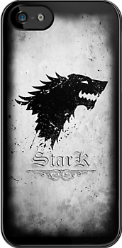 Stark Clan apple iphone 5, iphone 4 4s, iPhone 3Gs, iPod Touch 4g case, Available for T-Shirt man and woman by pointsalestore Corps