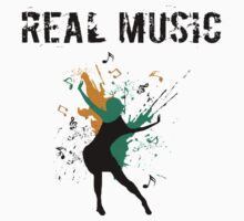 REAL MUSIC by yosi cupano