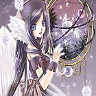 Manga angel by Happiness         Desiree