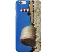 Happisburgh lighthouse iPhone Case/Skin