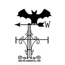 Haunted Mansion &quot;Weather Vane&quot; iPhone 5 cover by Topher Adam for Hugs &amp; Bitchslaps by Hugs &amp; Bitchslaps SX Couture