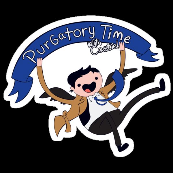 Purgatory Time by Denisstiel