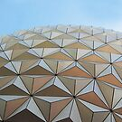 Spaceship Earth (iPhone) by Rechenmacher