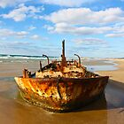 Shipwreck 1 by federalista