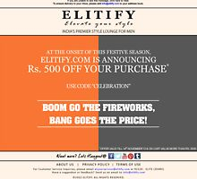 Diwali Offer - Elitify.com by elitify