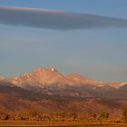 Twin Peaks Full Moon by Bo Insogna