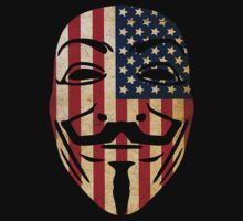 Anonymous USA by Thomas Jarry