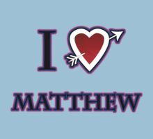 i love matthew heart  by tia knight