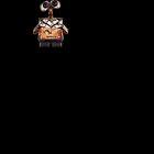WALL-E for iPhone 4/4S (Black) by jackalis