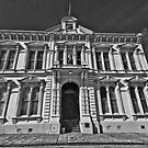 Story County Courthouse 1876 by Brenton Cooper