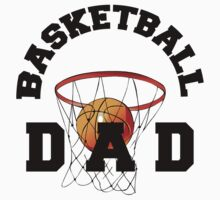 Basketball Dad by SportsT-Shirts