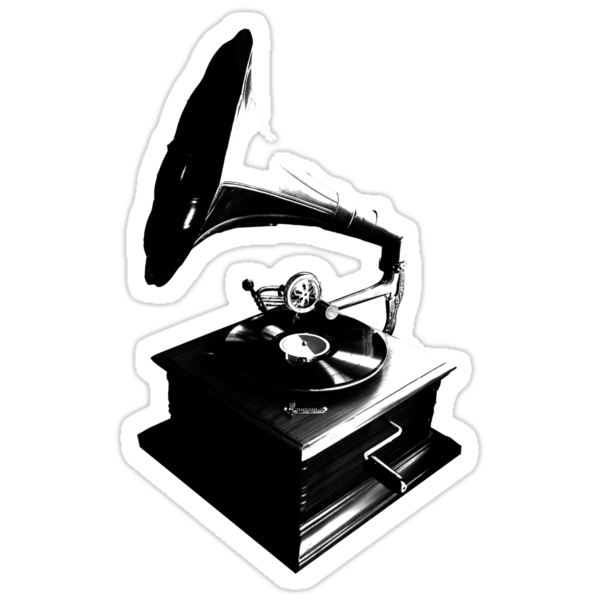 gramophone by red-rawlo