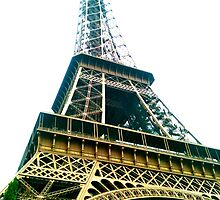 Eiffel Tower by EmmaChetham