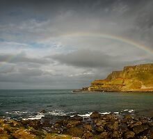 The Beauty of Ireland and Scotland by Stephen Cullum