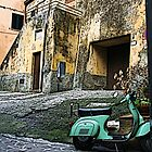 "Old dear  "" Italian vespa "" by gluca"