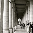 The Long Hallway by dimpdhab