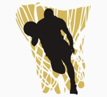 Basketball Player by SportsT-Shirts